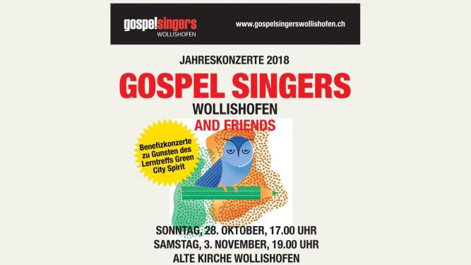 Gospel Singers Wollishofen Alte Kirche Wollishofen Zürich Biglietti