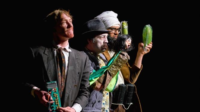 Splaetterlitheater präsentiert Titus Grabenhalle St.Gallen Tickets