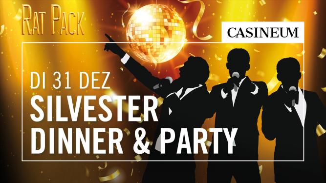 Silvester 2019/20 Casineum Grand Casino Luzern Tickets