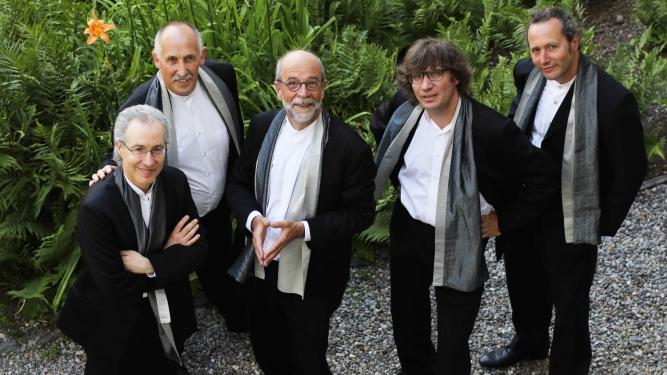 Giessbach Session - Konzert I Salonisti Grandhotel Giessbach Brienz Tickets