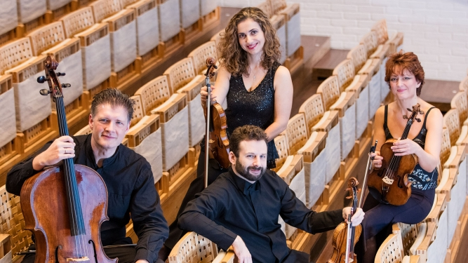 Gringolts Quartet Stadtcasino, Hans Huber-Saal Basel Tickets