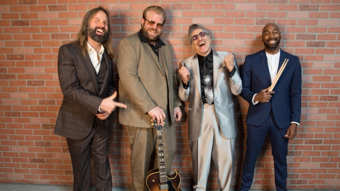 Rick Estrin & The Nightcats (USA) Atlantis Basel Biglietti