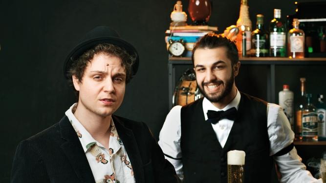 Dominik Muheim & Sanjiv Channa Nebia poche Biel-Bienne Tickets