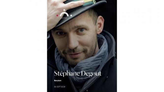 Récital de Stéphane Degout Grand Théâtre de Genève Genève Billets