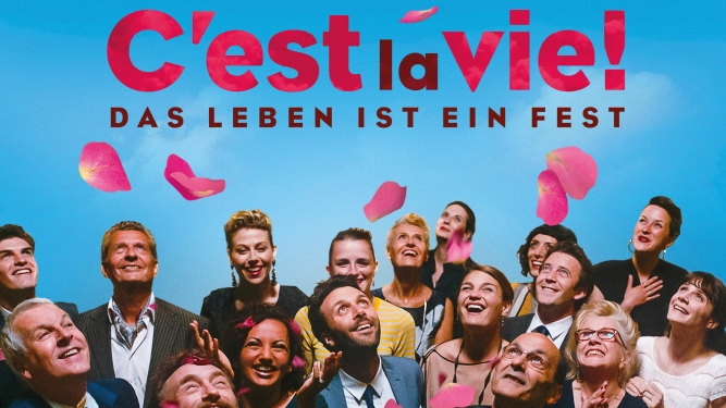 C'est la vie - le sense de la fête Kulturhotel Guggenheim Liestal Tickets