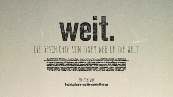 Weit - Ein Weg um die Welt Kulturhotel Guggenheim Liestal Tickets