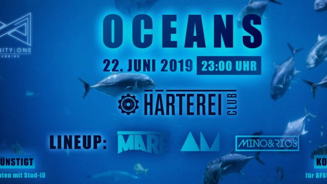 OCEANS Härterei Club Zürich Tickets
