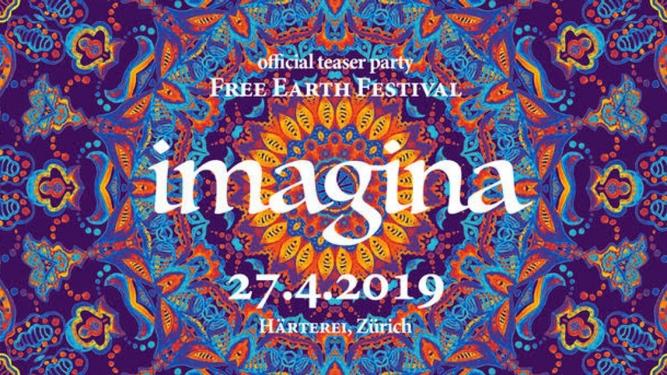 Imagina / Official Free Earth Teaser Härterei Club Zürich Tickets