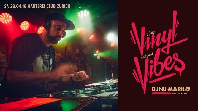 Only Vinyl & Good Vibes Härterei Club Zürich Tickets
