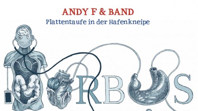 Andy F Hafenkneipe Zürich Tickets