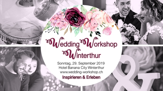 Wedding Workshop Winterthur Hotel Banana City Winterthur Tickets