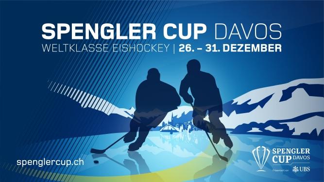 Spengler Cup 2017 - Spiel 10 Eisstadion Davos Platz Tickets