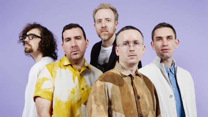 Hot Chip (UK) Les Docks Lausanne Billets
