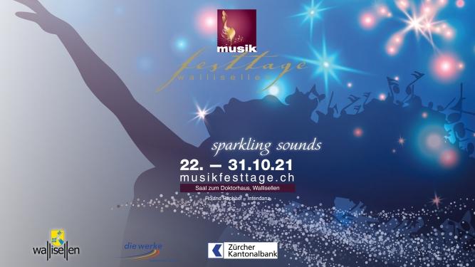 Musikfesttage Wallisellen 2021 Saal zum Doktorhaus Wallisellen / ZH Biglietti