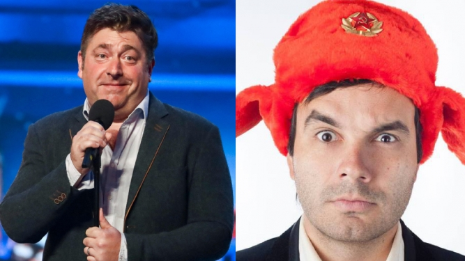 Funny Laundry with Nick Page + Igor Meerson The Green Room Zürich Tickets