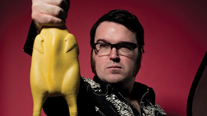 Funny Laundry with Jarred Christmas The Green Room Zürich Tickets