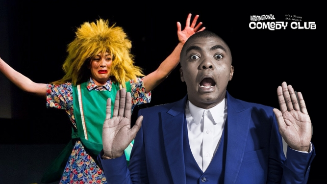 Loyiso Gola (SA), Tina T'Urner Tea Lady (UK) Several locations Several cities Tickets