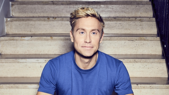 Russell Howard Samsung Hall Zürich Dübendorf Tickets