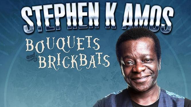 Stephen K Amos Mascotte Zürich Tickets