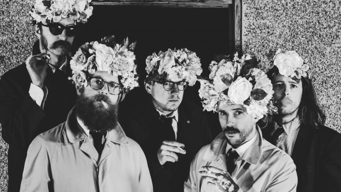 IDLES (UK) Bad Bonn Düdingen Tickets