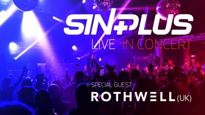 Sinplus in Concert Vanilla Club Riazzino Tickets