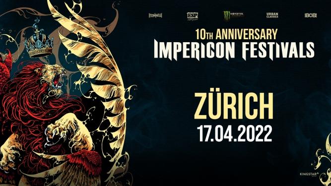 Impericon Festival 2022 X-TRA Zürich Tickets