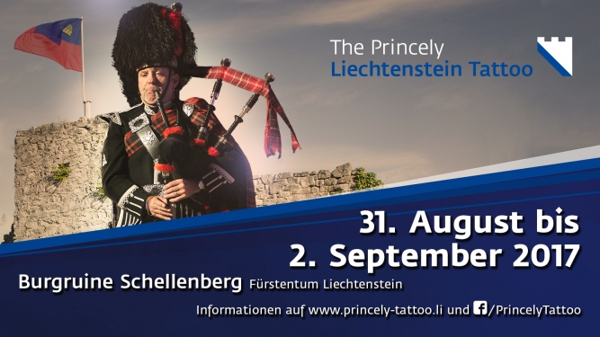 The Princely Liechtenstein Tattoo Historische Burgruine Schellenberg Schellenberg Tickets