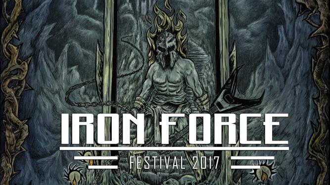 Iron Force Festival 2017 Senkel Stans Tickets