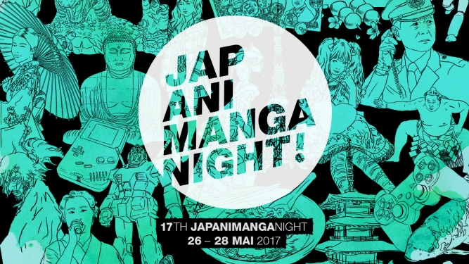 17th JapAniManga Night Kongresszentrum Davos Platz Billets
