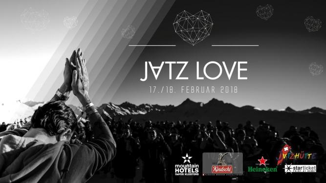 JatzLove Festival 2018 (weekend-pass) Jatzhütte 2500MüM Davos Platz Billets