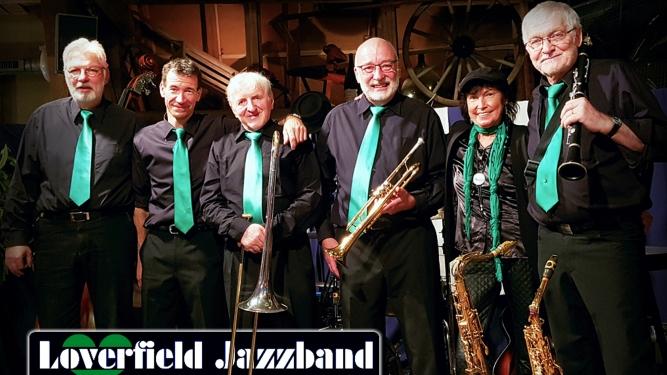 Loverfield Jazzband (CH) Kronenplatz Lenk Tickets