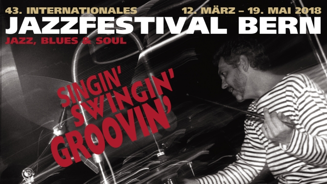 43. Internationales Jazzfestival Bern Diverse Locations Diverse Orte Tickets