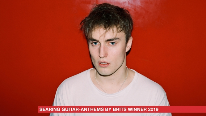 Sam Fender (UK) Halle 622 Zürich Tickets