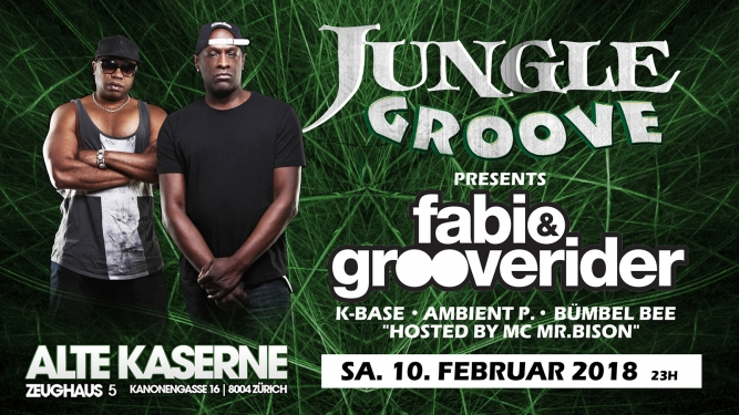 Jungle Groove Alte Kaserne Zürich Tickets