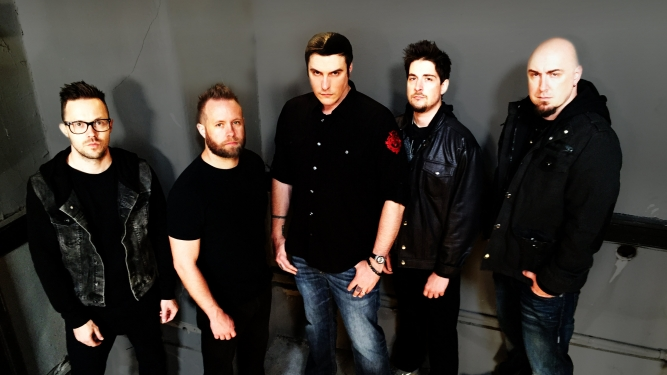 Breaking Benjamin (US) Les Docks Lausanne Tickets