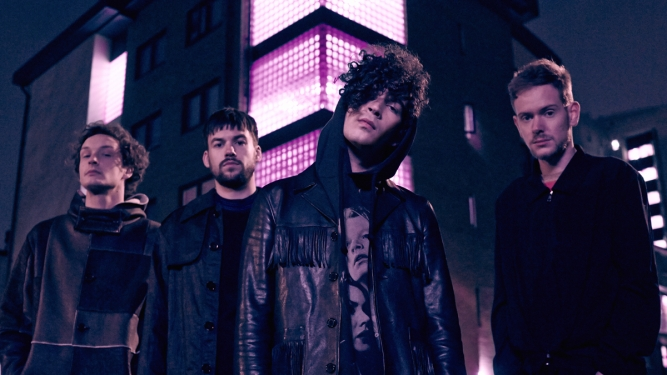 The 1975 (UK) Samsung Hall Zürich Dübendorf Tickets