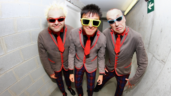 The Toy Dolls (UK) Kulturfabrik KUFA Lyss Lyss Biglietti