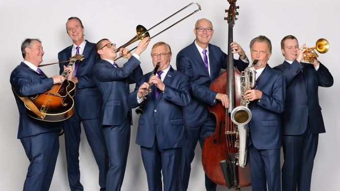 Dutch Swing College Band Häbse-Theater Basel Billets