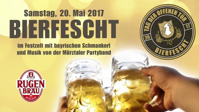 Ruge Bierfescht 2017 Rugenbräu Areal / Festzelt Matten bei Interlaken Biglietti