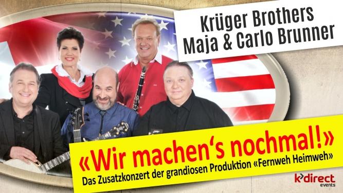 Krüger Brothers Theater 11 Zürich Tickets