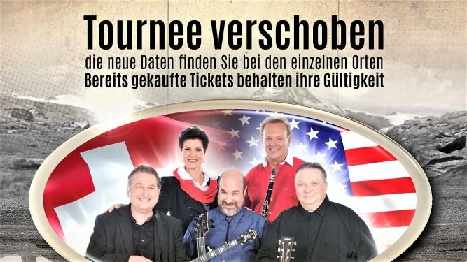 Krüger Brothers, Maja & Carlo Brunner Locations diverse Località diverse Biglietti