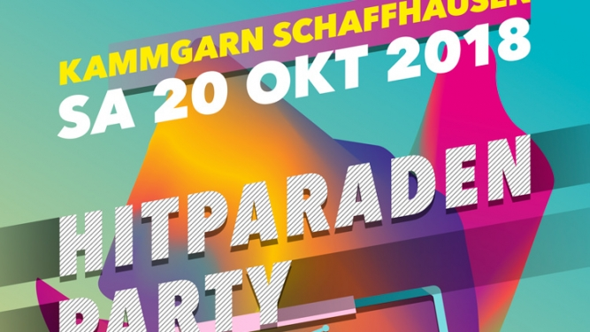 Hitparaden Party Kammgarn Schaffhausen Tickets