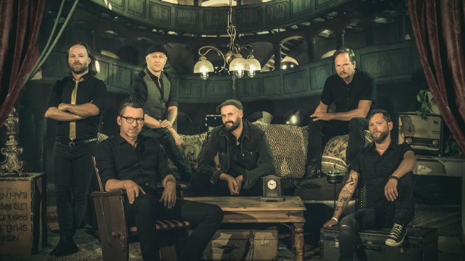 Fiddler's Green Kammgarn Schaffhausen Billets