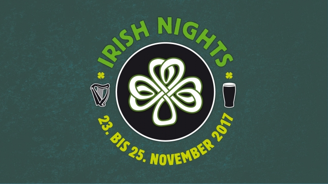 Irish Nights - FR Kammgarn Schaffhausen Billets