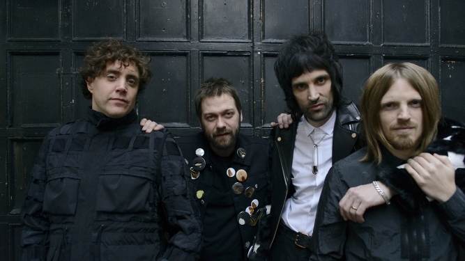 Kasabian Halle 622 Zürich Tickets