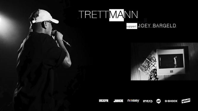 Trettmann - #DIY Tour 2018 (Basel) Das Viertel Club Basel Biglietti