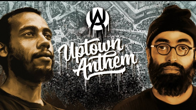 Uptown Anthem Kaschemme Basel Tickets