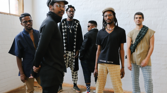 Shabaka & the Ancestors (UK) Kaserne (Rossstall 1) Basel Tickets