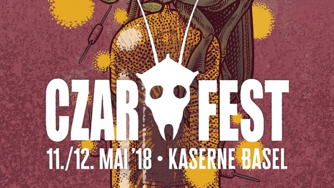 CZAR Fest 2018 Kaserne (Rossstall 1&2) Basel Tickets