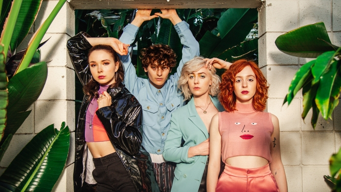 The Regrettes Kater Zürich Tickets